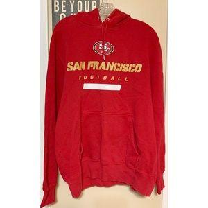 San Francisco 49ers NFL Football Hoodie